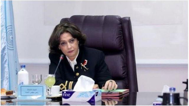 Safaa Hegazy, Egypte, télévision