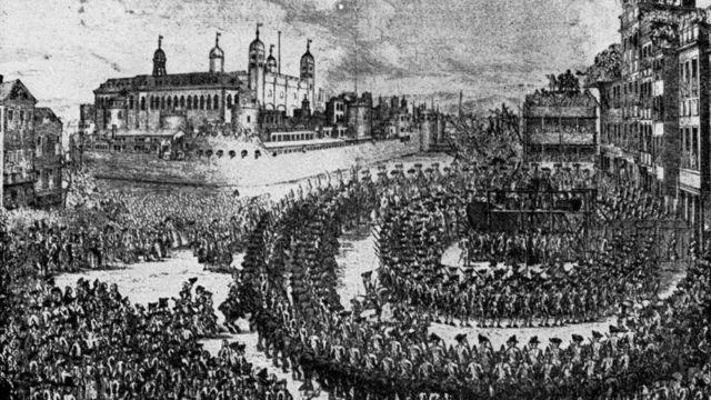 لآلاف السنين كانت مشاهد الإعدام تجري على مرأى ومسمع الحشود