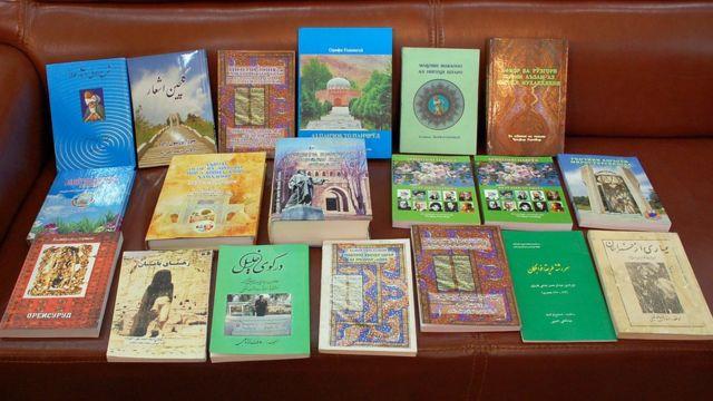 فعالیتهای کتابخانه استاد خلیلالله خلیلی در تاجیکستان