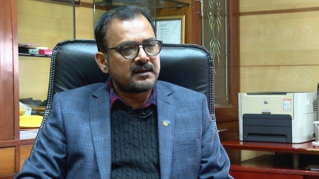 क्यूसीआई के सेक्रेटरी जनरल डॉ. आरपी सिंह