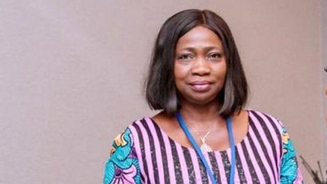 Abike Dabiri-Erewa, Senior special Adviser to di president on foreign affairs and Diaspora