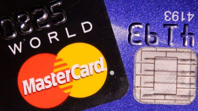 Bənzər mikroçiplər kredit kartlarına yerləşdirilir