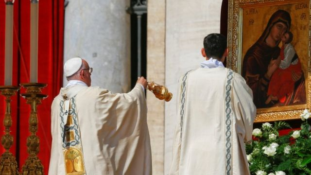 Vatikan, Papa Francis
