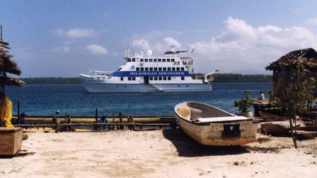 Рай Кост - северный берег Папуа-Новой Гвинеи - раньше назывался берегом Маклая