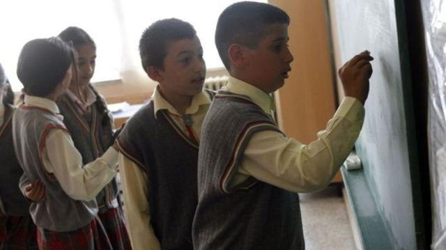 ortaokul öğrencileri