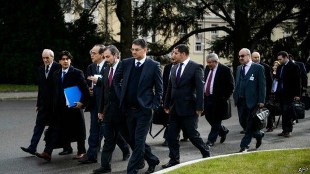 L'opposition syrienne soutient les pourparlers d'Astana