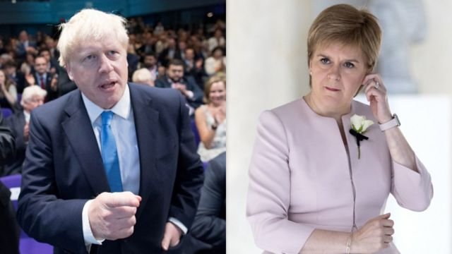 Boris Johnson: Nicola Sturgeon has 'profound concerns'