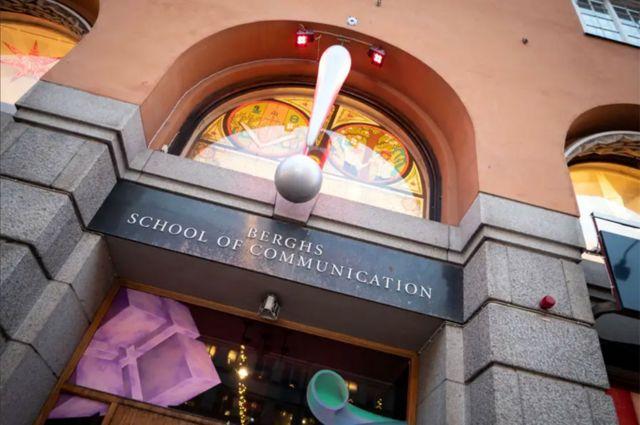 Escuela de Comunicación de Berghs