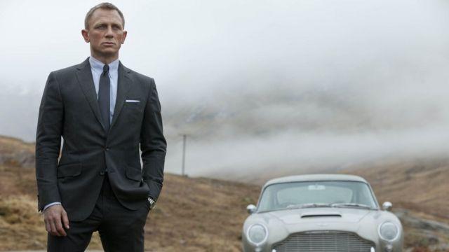 James Bond 25: 'Hidden toilet camera' found at studio