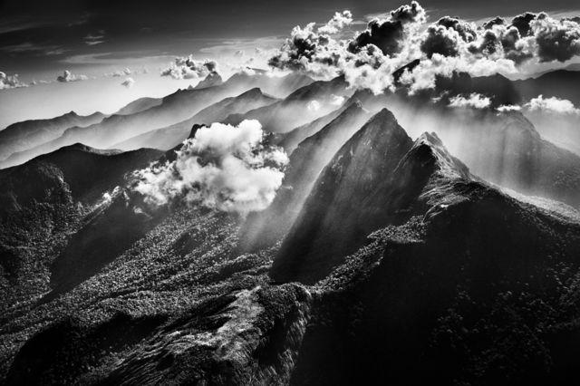 رشته کوههای مارائویا، ایالت آمازون، سال ۲۰۱۸
