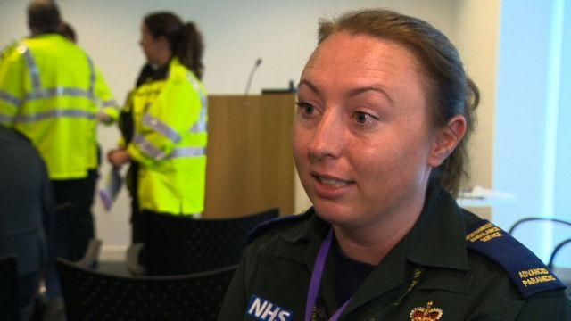 Paramedics 'baffled' by legal highs, as police incidents rise