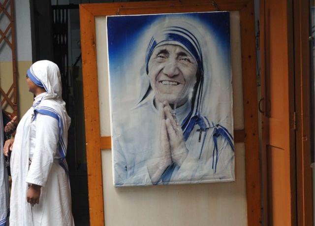 Časna sestra Misionara milosrđa