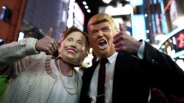 अमरीका का राष्ट्रपति चुनाव