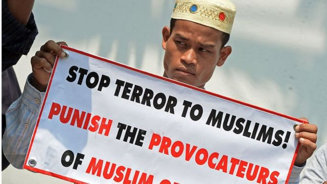 बौद्ध और मुस्लिम