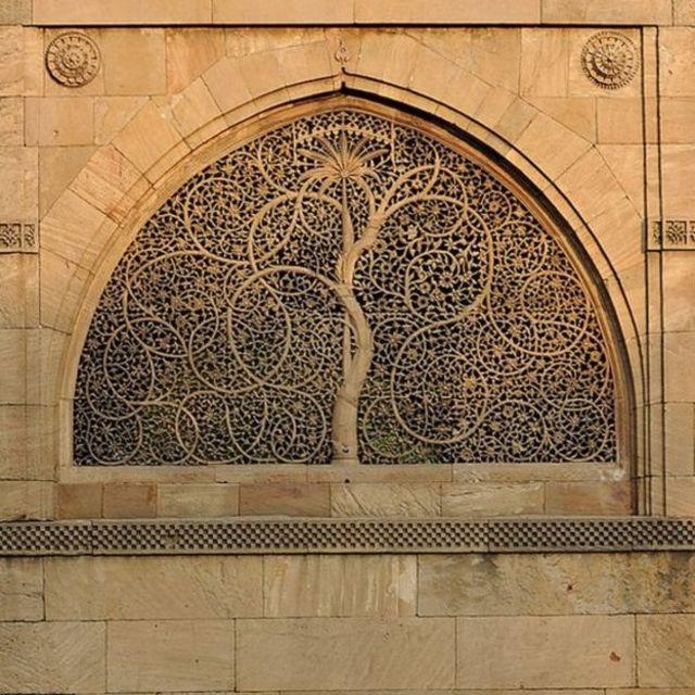 سِدی سعید مسجد، احمدآباد