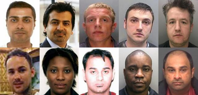 UK fraud police release wanted list