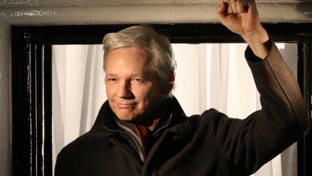 Julian Assange, fundador de WikiLieaks.