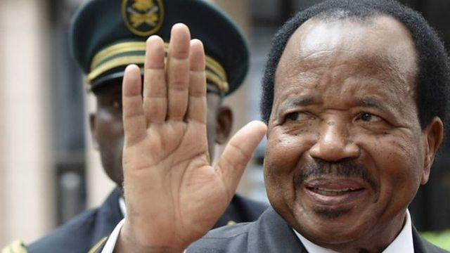 Paul Biya na Kamaru