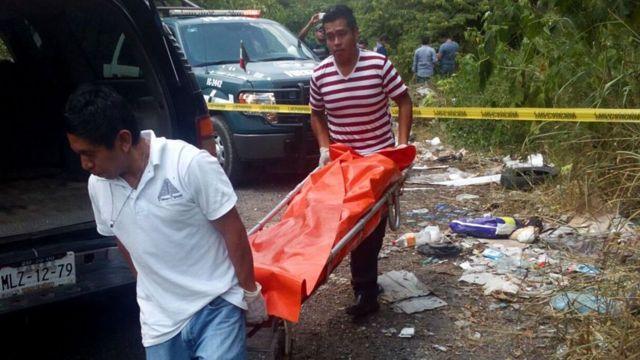Alejo Nabor Jiménez Juárez y José Alfredo Juárez de la Cruz fueron encontrados a 15 kilómetros de la iglesia de la que fueron tomados.