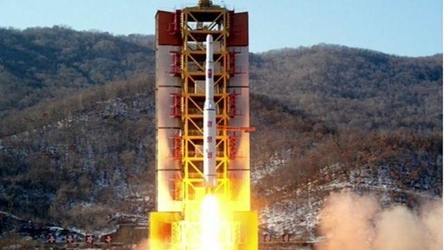 北朝鮮のロケット発射は、最近の「水爆実験」同様、海外から強い非難を受けた