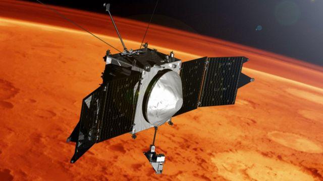 Космический зонд Maven
