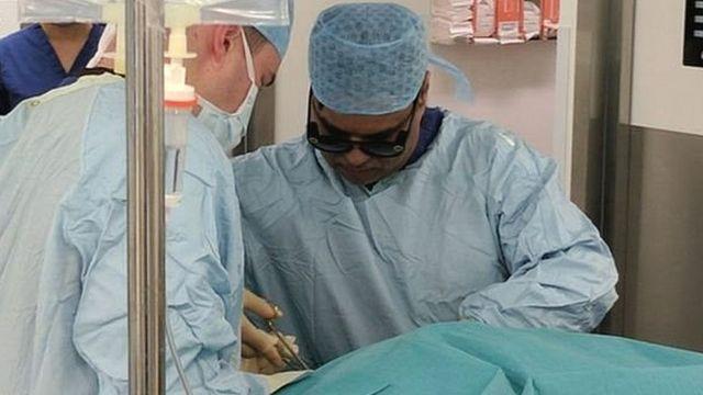 डॉक्टर शफ़ी अहमद