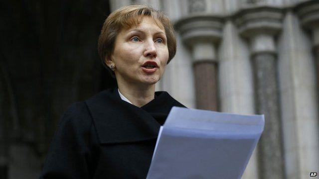 Marina Litvinenko,