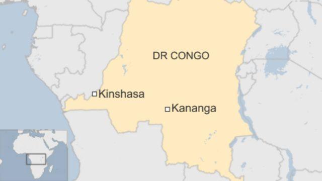 Kananga, RDC