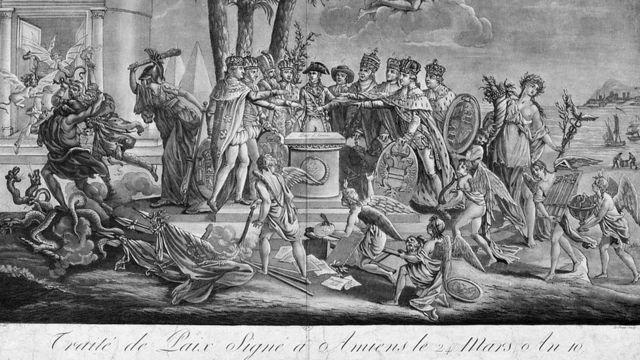 Tratado de Amiens.