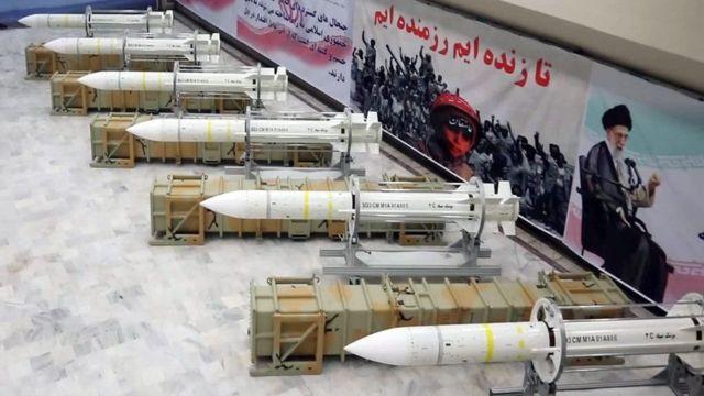 Ракеты в Иране
