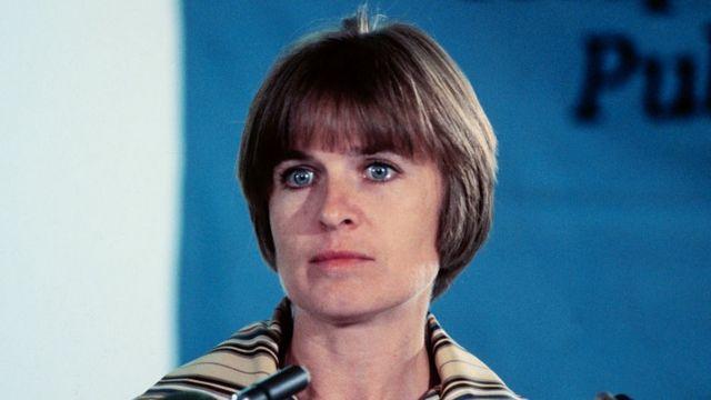 Marina Oswald en 1977