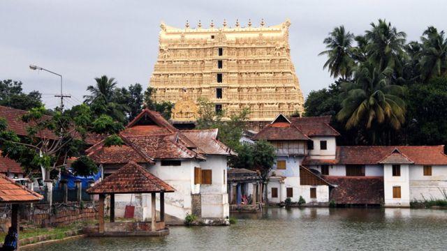 पद्मनाभन मंदिर