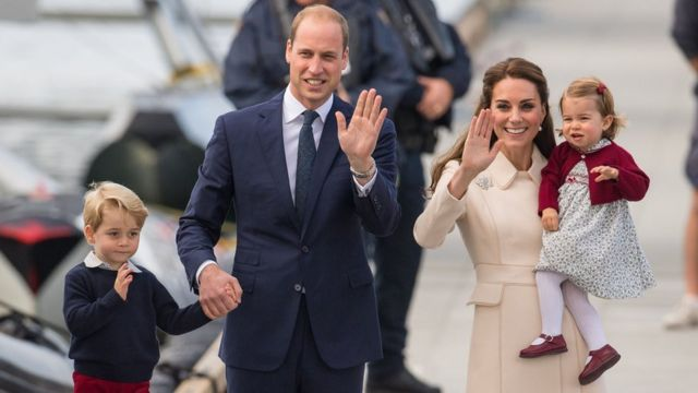 Three Cambridge siblings will shape future of monarchy