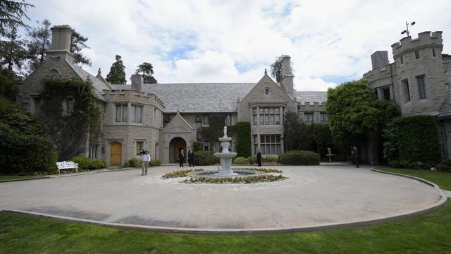 Playboy Mansion is up for sale
