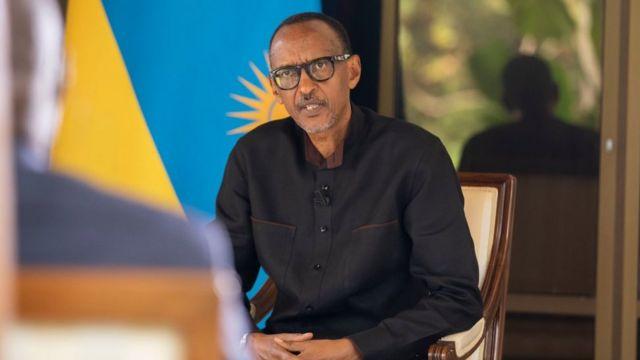 Perezida Paul Kagame mu kiganiro n'igitangazamakuru cya leta