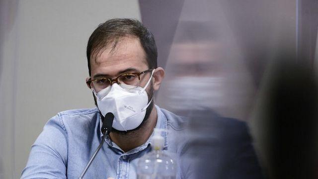 CPI da Covid: 'Foi Ricardo Barros que o presidente falou'; as acusações de deputado sobre suspeitas de corrupção no Caso Covaxin - BBC News Brasil