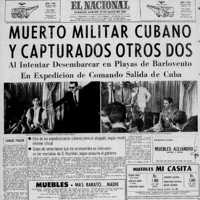 Jornal cita morte de cubanos presos e um morto