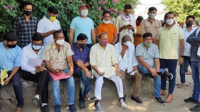 Priest lynched: Patwari suspended, SHO under scanner