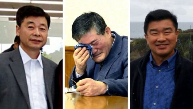 Kim Hak-song, Kim Dong-chul, Tony Kim