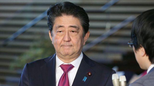 일본 아베 신조 총리
