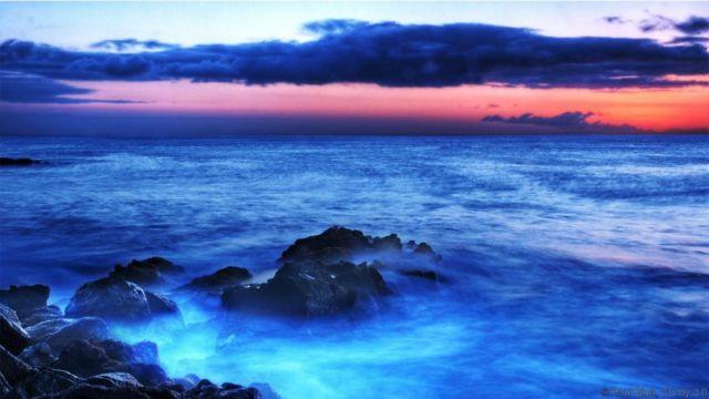 মহাসমুদ্রের পানির উষ্ণতা বাড়ছে