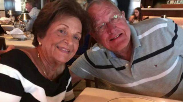 Gladys y Antonio Lozano