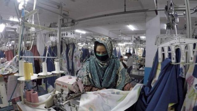 पाकिस्तान में कपड़ा उद्योग