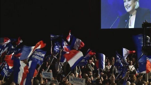 Marine Le Pen fait peur aux immigrés vivant dans l'hexagone.
