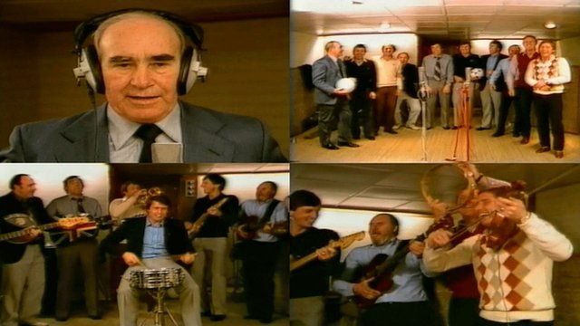 'We were there' world cup anthem by the 1966 World Cup winning team