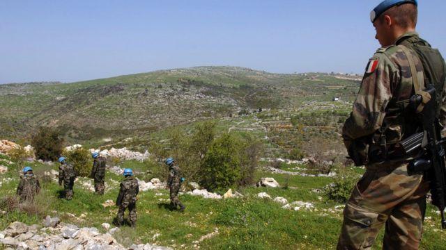 قوات حفظ السلام التابعة للأمم المتحدة في لبنان يونيفيل