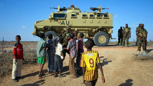 Burundi, Somalie