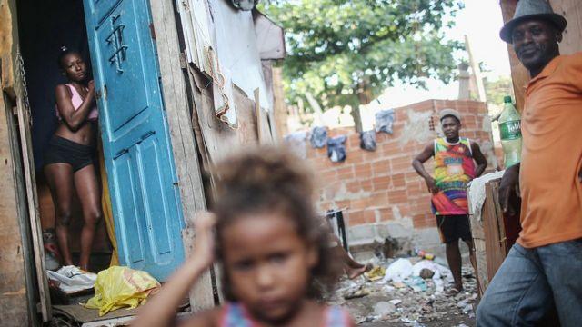 Pobreza en Brasil
