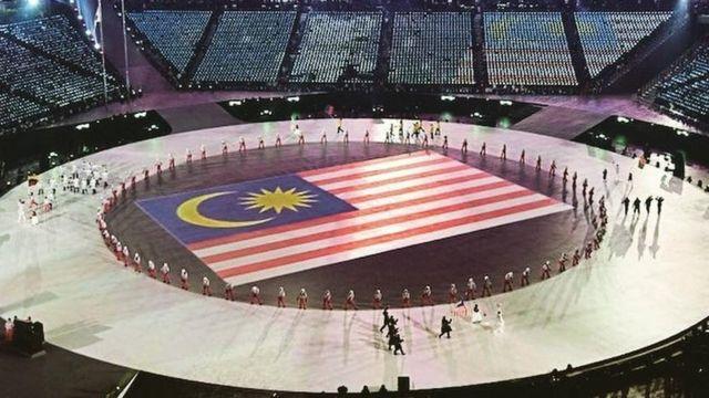 Olimpiyat açılışı