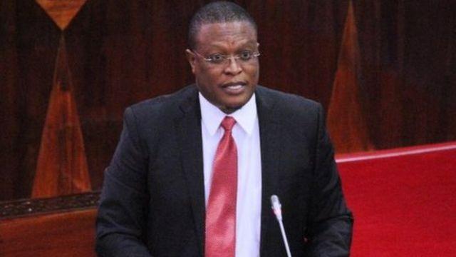 Minisitiri w'itumanaho, Nape Nnauye